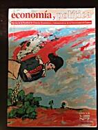 Economia y Politica, no. 7 by Juan Antonio…