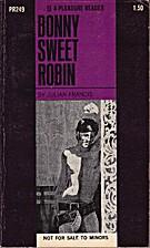 Bonny sweet robin by Julian Francis