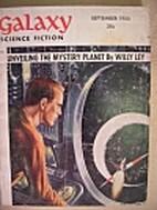 Galaxy Science Fiction 1955 September, Vol.…