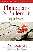 Philippians and Philemon: Joy in the Lord by…
