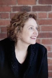 Author photo. Eleanor Kuhns/Rana Faure