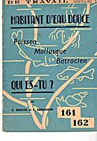 Bibliothèque de travail n° 161/162…