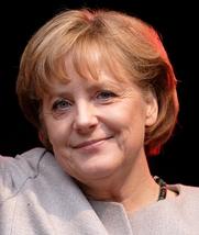 Author photo. Angela Merkel