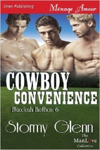 Cowboy Convenience (Blaecleah Brothers, #6)…