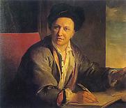 Author photo. Bernard le Bovier de Fontenelle, by Louis Galloche. Wikimedia Commons.