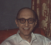 """Author photo. Cordwainer Smith (Paul Myron Anthony Linebarger), 1913-1966, courtesy of his daughter @ <a href=""""http://www.cordwainer-smith.com/"""">The Remarkable Science Fiction of Cordwainer Smith</a>"""