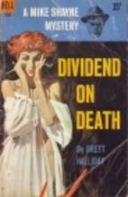 Dividend on Death by Brett Halliday