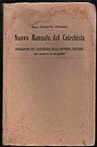 Nuovo manuale del catechista by Giuseppe…