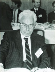 Author photo. Mathematisches Forschungsinstitut Oberwolfach, http://owpdb.mfo.de/detail?photoID=726