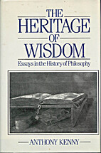 The heritage of wisdom : essays in the…