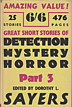 Great Short Stories of Detection Mystery and…