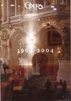 Opéra national de Paris 1995-2004 by…