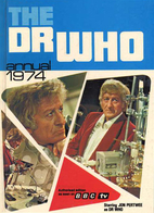 The Dr Who Annual 1974 by BBC