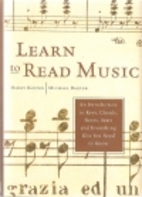 Learn to Read Music by Harry Baxter