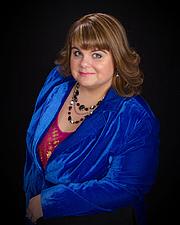 Author photo. Ann Aguirre