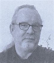 Author photo. Theo Meder (book cover, 2012)
