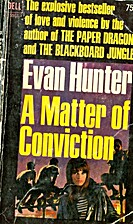 A Matter of Conviction by Ed McBain