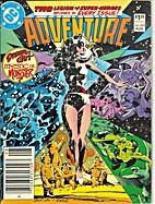 Adventure Comics No. 502 by Nicola Cuti