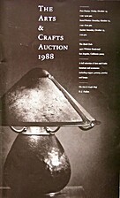 THE ARTS & CRAFTS AUCTION 1988 by D. J.…