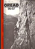 Oread Mountaineering Club Journal 1986-1987