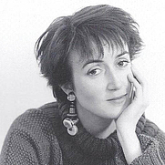 Author photo. Mary Norden circa 1994