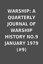 WARSHIP: A QUARTERLY JOURNAL OF WARSHIP…