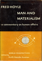 Man and Materialism by Fred Hoyle