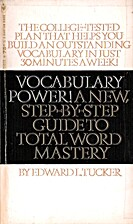 VOCABULARY POWER! A New, Step-By-Step Guide…