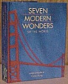 Seven Modern Wonders Pop-Up by Celia King