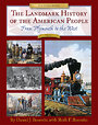 The Landmark History of the American People, Volume 1: From Plymouth to the West - Ruth F. Boorstin Daniel J. Boorstin