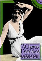 A Chorus of Detectives by Barbara Paul