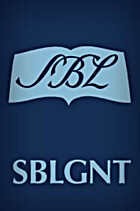 The Greek New Testament: SBL Edition by…