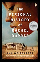The personal history of Rachel DuPree by Ann…