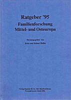 Familienforschung Mittel- und Osteuropa by…