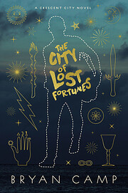 The City of Lost Fortunes (A Crescent City…