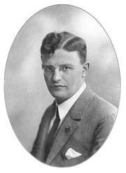 Author photo. Herman Dooyeweerd, circa 1930