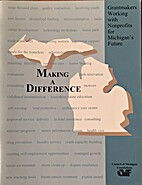 Making a difference : Grantmakers working…