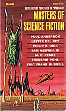 Masters of Science Fiction by Various…