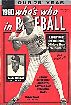 Who's Who in Baseball 1990 by Norman Maclean