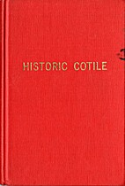 Historic Cotile by Patsy K. Barber