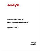 Administrator's Guide for Avaya…