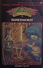 Runesword by Rhondi Vilott