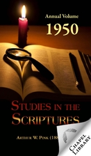 Studies in the Scriptures - 1950 Annual…