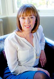 Author photo. Joanna Blythman - Photo: © Alan Peebles