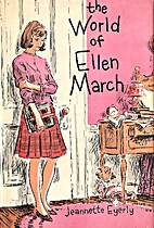 World of Ellen March by J. Eyerly
