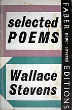 Selected Poems by Wallace Stevens