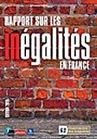 Rapport sur les inégalités en France by…