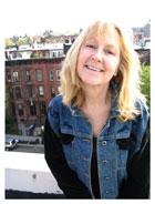 Author photo. Photo by Briana Orr