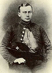 Author photo. Civil War Preservation Trust