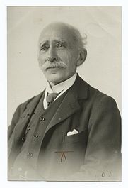 Author photo. Courtesy of the <a href=&quot;http://digitalgallery.nypl.org/nypldigital/id?92619&quot;>NYPL Digital Gallery</a> (image use requires permission from the New York Public Library)